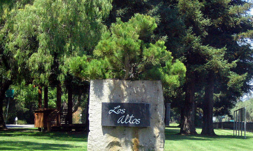 Los Altos Entrance Sign 764px
